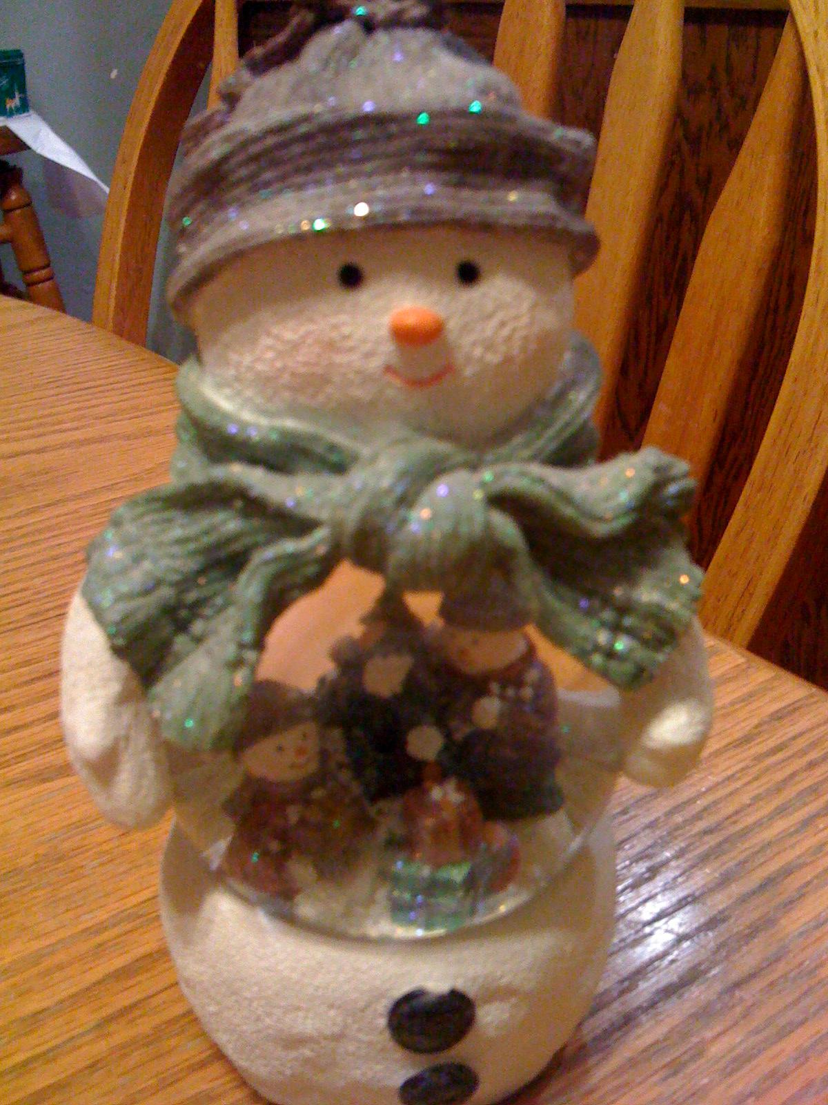 Small Snowman